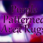 Funky Purple Area Rugs