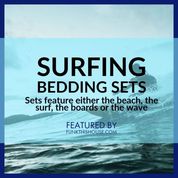 Surfing Bedding Sets