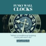 Funky Wall Clocks