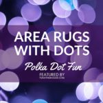 Area Rugs With Dots