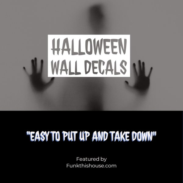 Halloween Wall Decals