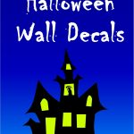 Funk'N Seasonal Decor with Halloween Wall Decals