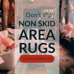 Non Skid Area Rugs