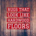 Rugs that Look like Wood