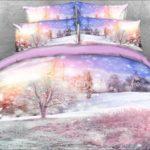 Winter Themed Duvet Cover
