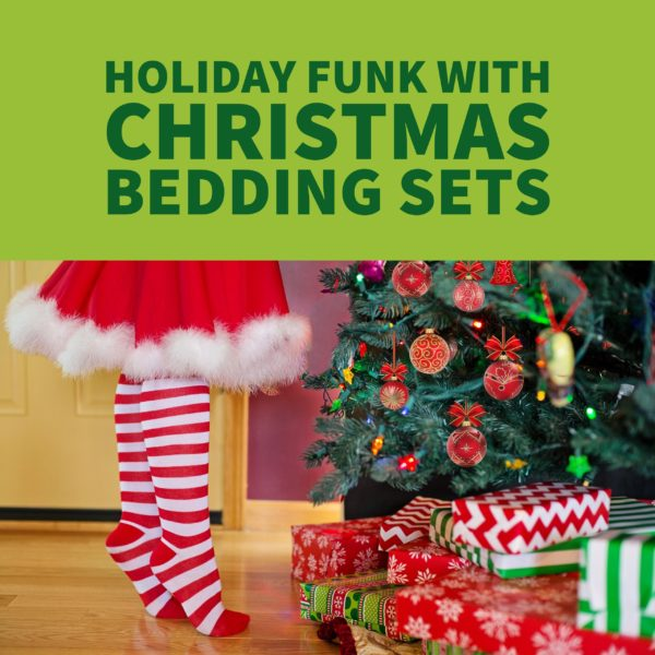 Holiday Christmas Bedding Sets