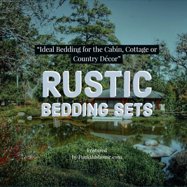 Cabin Bedding Sets