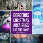 Gorgeous Christmas Area Rugs for Home Decor