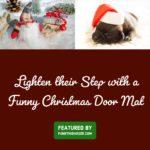 Funny Christmas Mats