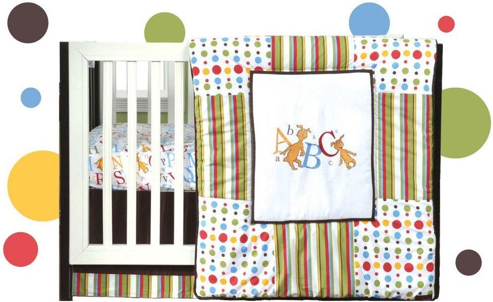 Dr. Seuss Crib Sets