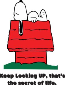 Snoopy Wall Graphic