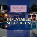 Inflatable Solar Lights