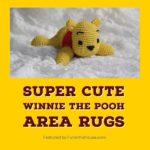 Winnie the Pooh Area Rugs