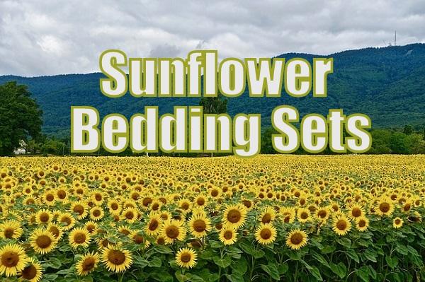 Sunflower Bedding Sets