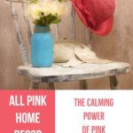 Pink Home Decor Items for Pink Themed Rooms or to Accessorize