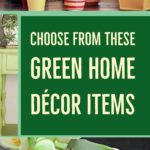 Green Home Decor Items for Your Green Themed Room