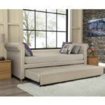 Add Extra Sleeping Room in a Small Space with a Daybed Trundle