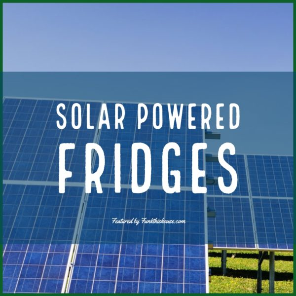 Solar Fridges