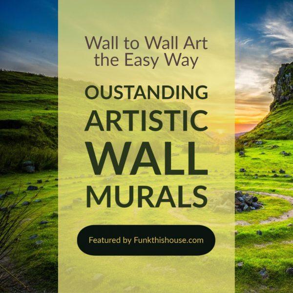 Artistic Wall Murals