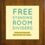 Freestanding Room Dividers