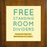 Freestanding Room Dividers