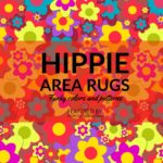 Hippies Area Rugs
