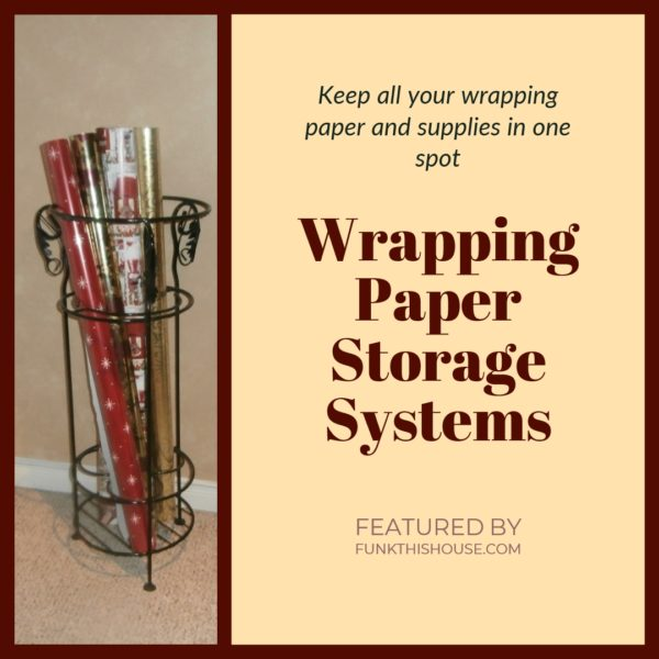 Wrapping Storage System
