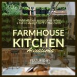 Farmhouse Kitchen Accessories