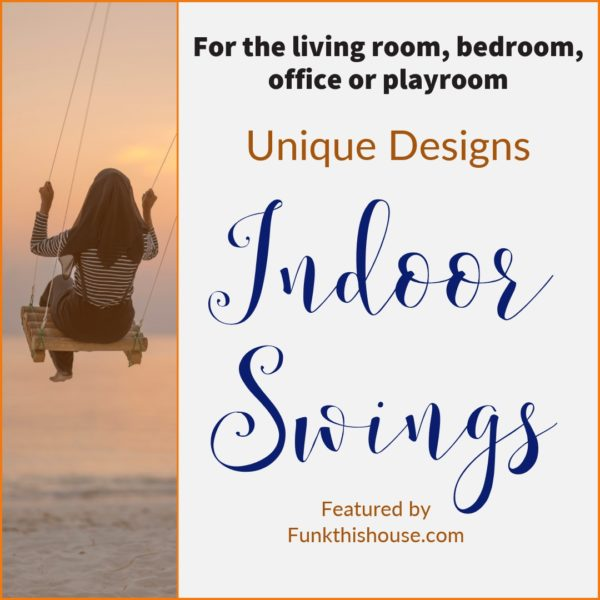 Unique Indoor Swings for the Home