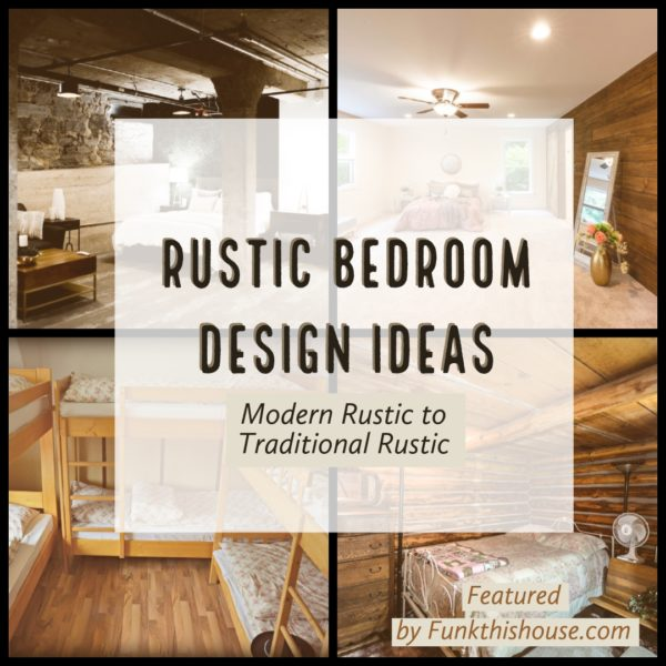 Rustic Bedroom Design Ideas