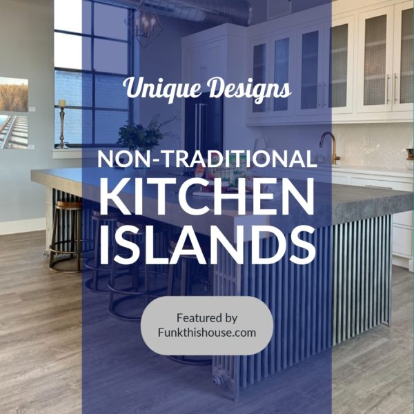 Unique Kitchen Islands