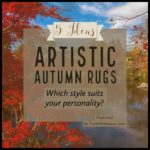 Artistic Autumn Area Rugs