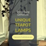 Teapot Lamps for the Home
