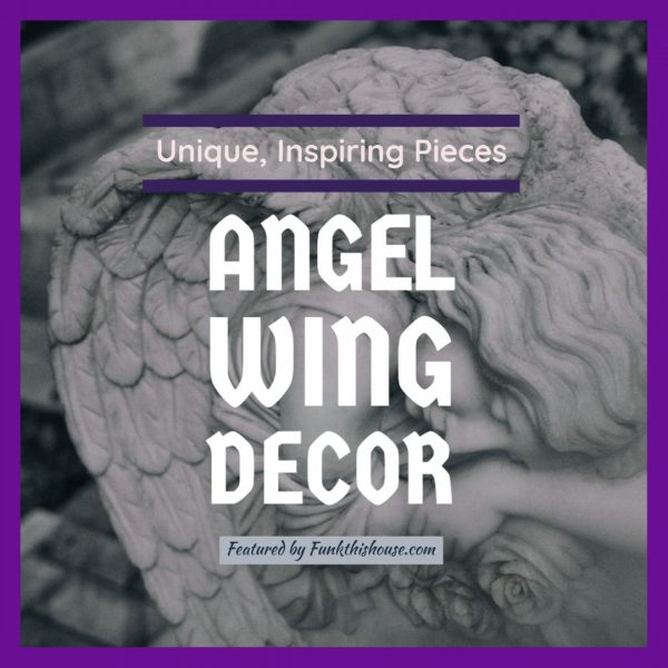 Angel Wing Decor