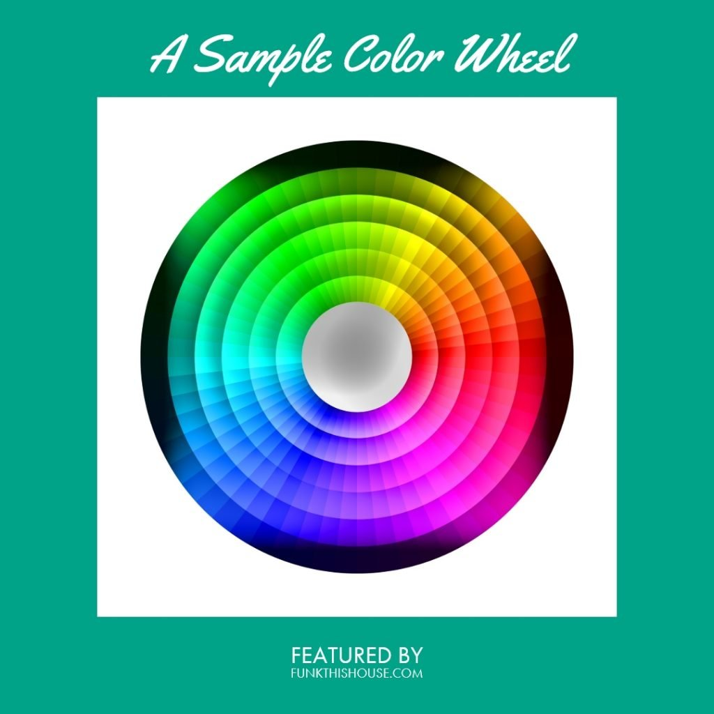 Color Wheel Featured on Funkthishouse.com